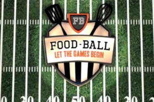 Foodball field