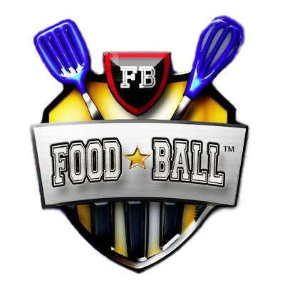 Food Ball Logo