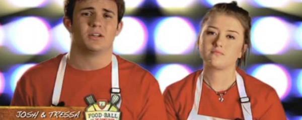 Josh and Tressa