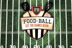 Foodball field