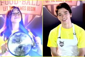 Gabriella and Josh
